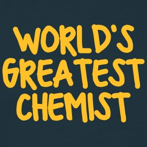 worlds greatest chemist - Men's T-Shirt