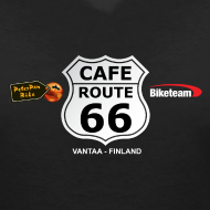 Grafiikka ~ CafeRoute66 t-shirt girls