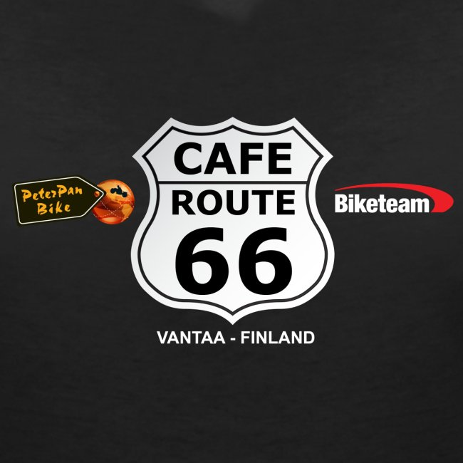 CafeRoute66 t-shirt girls