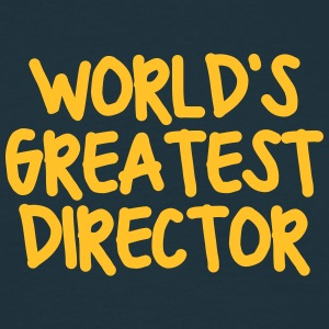worlds greatest director - Men's T-Shirt