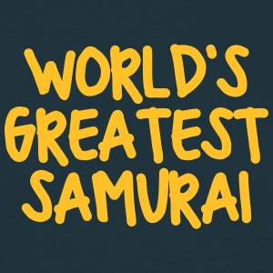 worlds greatest samurai - Men's T-Shirt