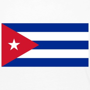 National flag of Cuba Long Sleeve Shirts - Women's Premium Longsleeve Shirt
