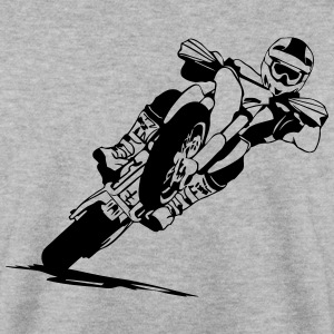 Supermoto Racing Hoodies & Sweatshirts - Men's Sweatshirt