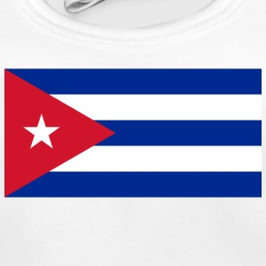Nationale flag Cuba Accessories - Baby økologisk hagesmæk