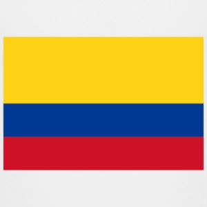 National Flag of Colombia Shirts - Teenage Premium T-Shirt