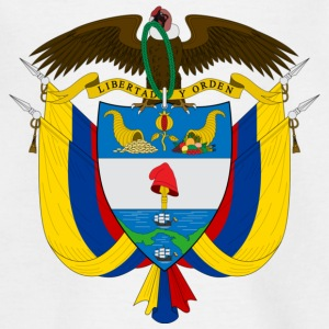 National Coat of Arms of Colombia Shirts - Kids' T-Shirt