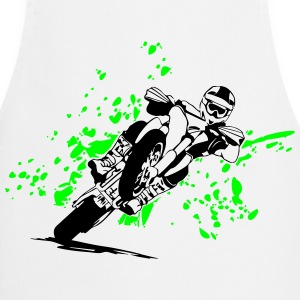 Supermoto Racing Kookschorten - Keukenschort