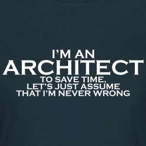 ARCHITECT T-SHIRT - Women's T-Shirt
