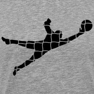 goalie T-Shirts - Men's Premium T-Shirt