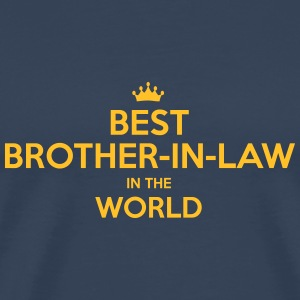 best brotherinlaw in the world - Men's Premium T-Shirt