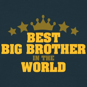 best big brother in the world stars - Men's T-Shirt