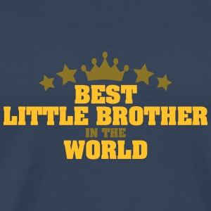 best little brother in the world stars - Men's Premium T-Shirt