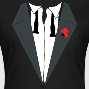 TUXEDO SUIT After Party - Women's T-Shirt