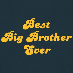 best big brother ever - Men's T-Shirt