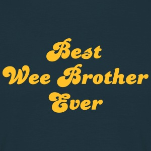 best wee brother ever - Men's T-Shirt