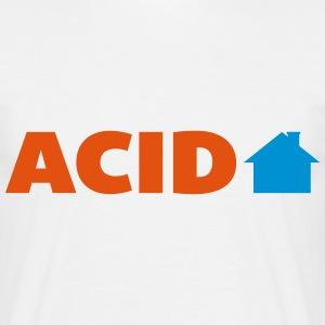 Acid House  T-Shirts - Men's T-Shirt