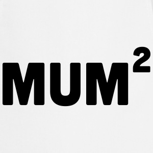 Mum Squared / 2  Aprons - Cooking Apron