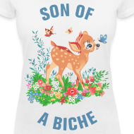 Motif ~ Son of A biche - Girl