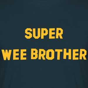 super wee brother 03 - Men's T-Shirt