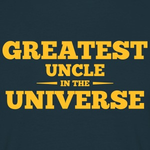 greatest uncle in the universe - Men's T-Shirt