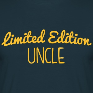 limited edition uncle - Men's T-Shirt