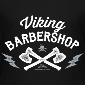 Viking Barbershop - T-shirt Premium Enfant