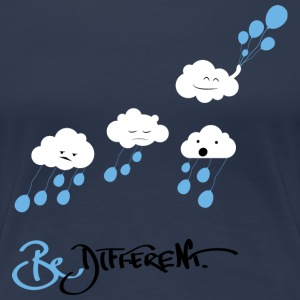 bedifferent - Frauen Premium T-Shirt