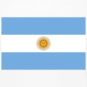 National Flag of Argentina Long Sleeve Shirts - Women's Premium Longsleeve Shirt