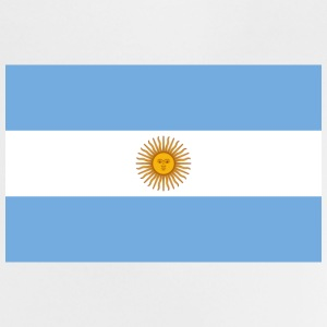 Nationale Argentinas flag T-shirts - Baby T-shirt