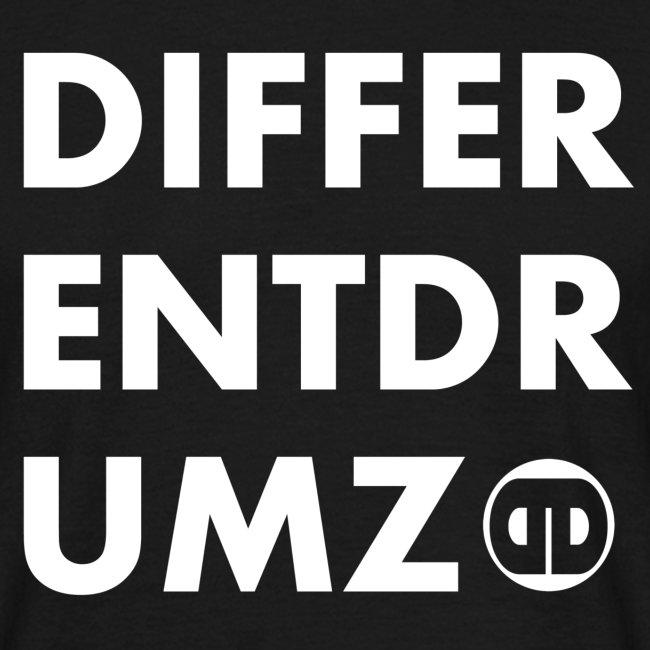 DIFFERENT DRUMZ - White
