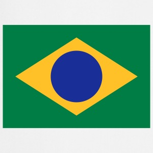 National flag of Brazil  Aprons - Cooking Apron