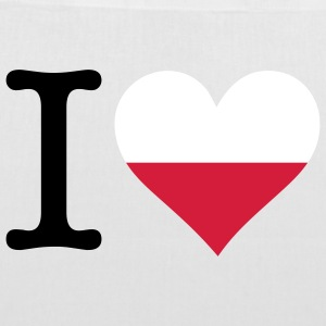 I Love Poland Bags & Backpacks - Tote Bag
