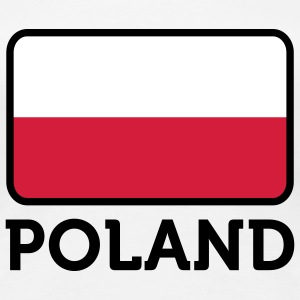 National Flag of Poland T-Shirts - Women's Premium T-Shirt