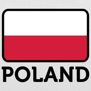 National Flag of Poland Bags & Backpacks - Tote Bag