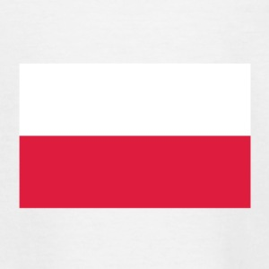 National Flag of Poland Shirts - Kids' T-Shirt