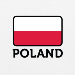 National Flag of Poland Bags & Backpacks - EarthPositive Tote Bag