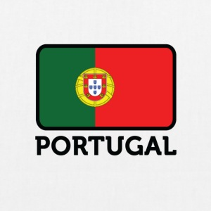 National flag of Portugal Bags & Backpacks - EarthPositive Tote Bag