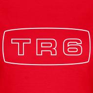 Design ~ Triumph TR6 emblem script