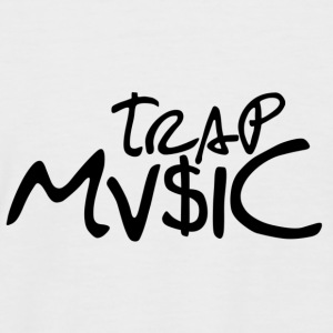 (trap) T-Shirts - Men's Baseball T-Shirt