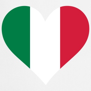 A Heart for Italy  Aprons - Cooking Apron