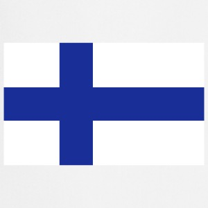National Flag of Finland  Aprons - Cooking Apron