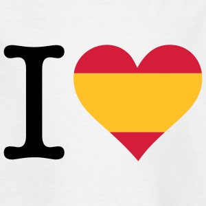 I love Spain Shirts - Kids' T-Shirt