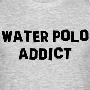 water polo addict 01 - Men's T-Shirt