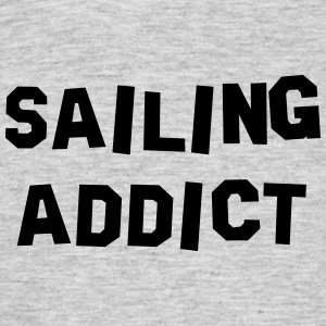 sailing addict 01 - Men's T-Shirt