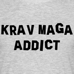 krav maga addict 01 - Men's T-Shirt