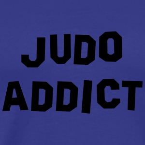judo addict 01 - Men's Premium T-Shirt