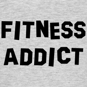 fitness addict 01 - Men's T-Shirt