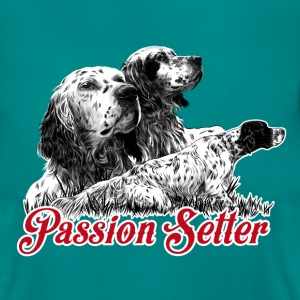 passion setter FRA Tee shirts - T-shirt Femme
