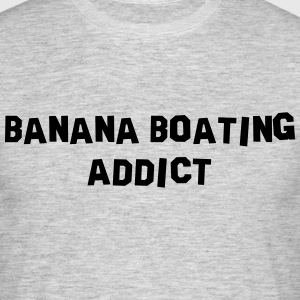 banana boating addict 01 - Men's T-Shirt