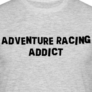 adventure racing addict 01 - Men's T-Shirt
